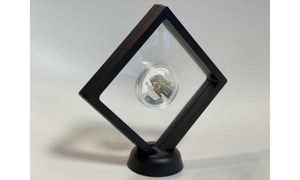 Dėžutė medaliui su tampriu langeliu